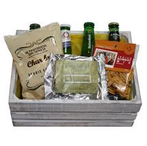 Beers In A Crate | http://www.flyingflowers.co.nz/beers-in-a-crate-2