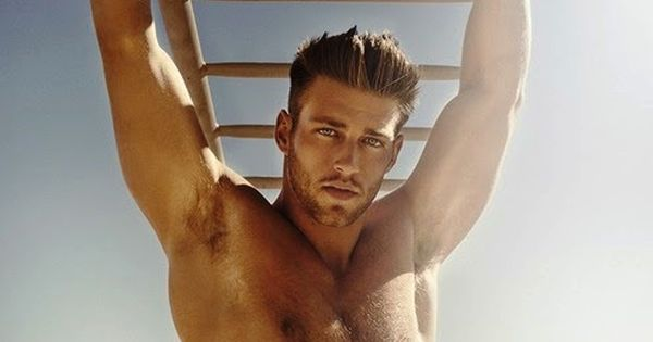 Liked on Pinterest: malemayhem:    Heath Hutchins