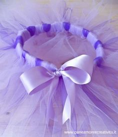gonna in tulle bambini