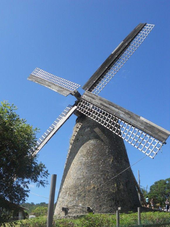 Windmill . Barbados