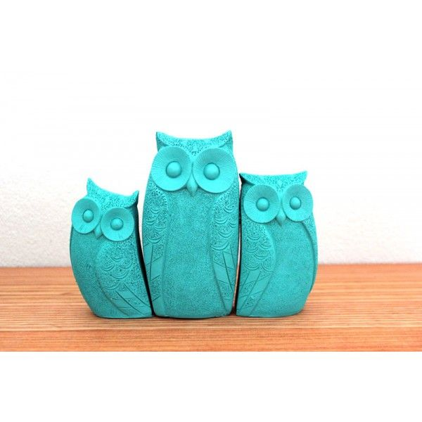 Family of Owls - Aqua Homewares Online