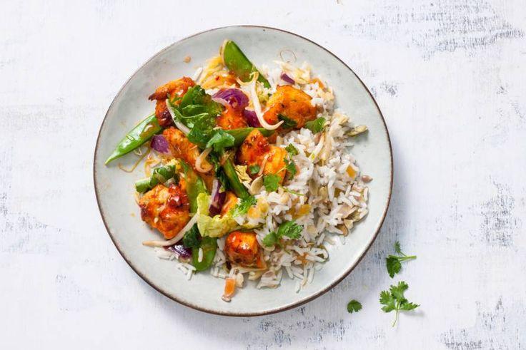 16 oktober - Spitskool in de bonus - Oost meets west in deze heerlijke curry met kip en spitskool - Recept - Allerhande
