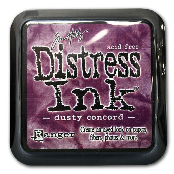Ranger - Distress Pads by Tim Holtz - Dusty Concord