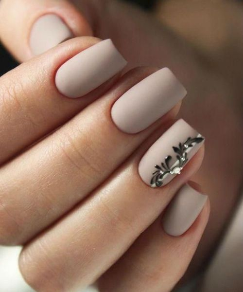 Easy Mesmerizing Nail Are Designs for Prom Not to Miss Out