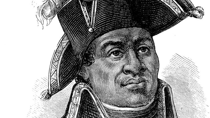 When the Haitian revolution broke out, Toussaint L'Ouverture did not originally take part in the violence -- at least, that is, until the British became involved. Learn more about Toussaint L'Ouverture and the Haitian revolution in this podcast.
