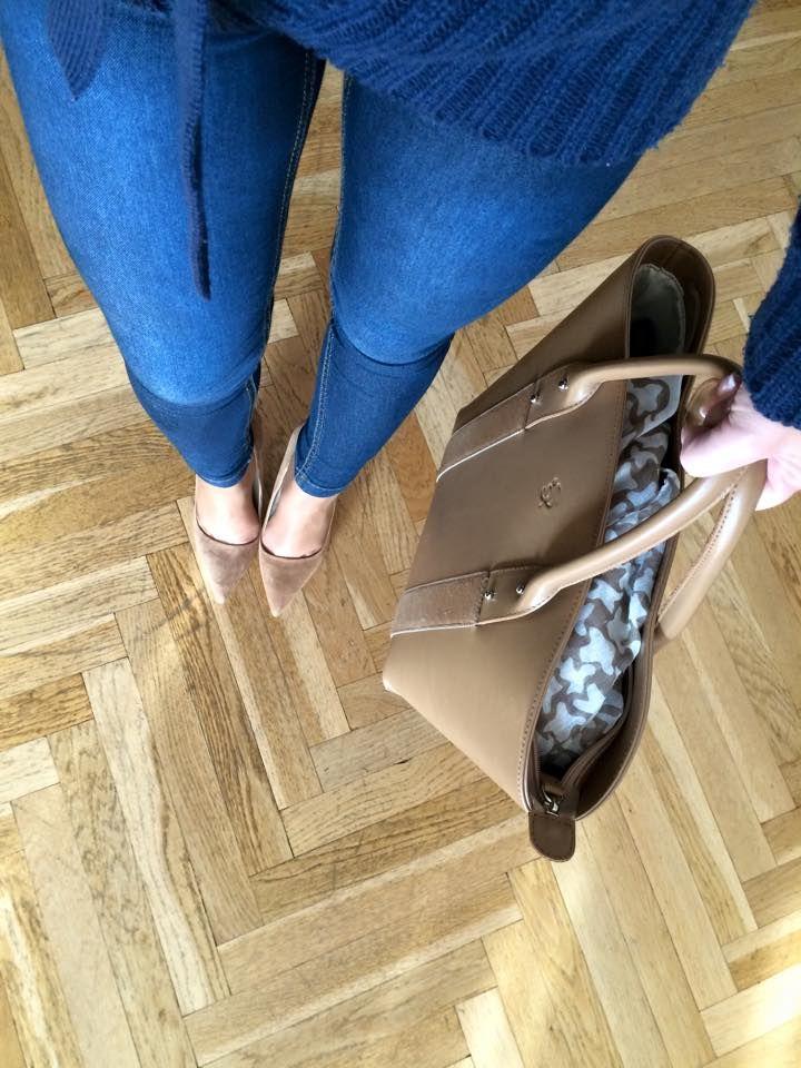 Julia Stadinger bőr táska