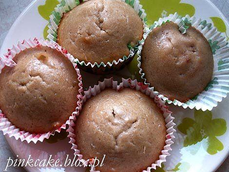 Muffinki gryczane bezglutenowe, bez jajek, bez mleka krowiego