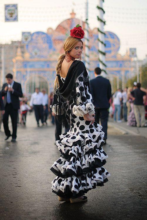 Seville - Espagne Le flamenco est une religion en Andalousie