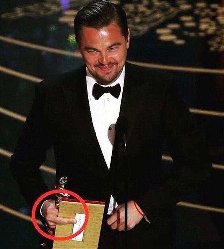 Leonardo Dicaprio's Oscar Win Has The Internet Exploding With Hilarious Memes – 15 Pics