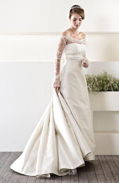 Evelina - CieloBlu Sposa