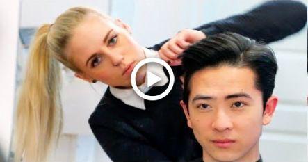 Top 3  Asian Hair Tutorials | Mens Hair Inspiration #hair #hairstyles