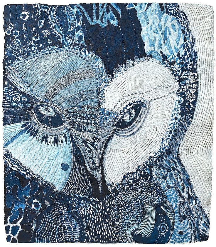 Owl of the Colo Moon-Joshua Yeldham