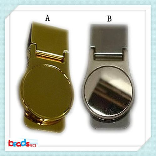 Beadsnice Stainless Steel Men's Money Clips designer  Money Clip  perfect  for personalized gift  5pcs per lot ID26419