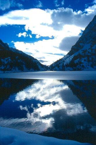 Lago de Panticosa. Huesca. Spain
