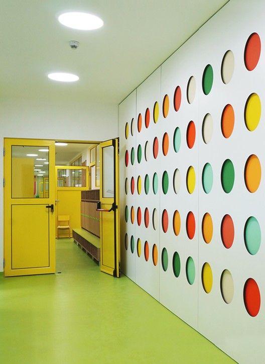 FCA Srbija Kindergarten IDEST Doo InteriorKindergarten DesignKindergarten