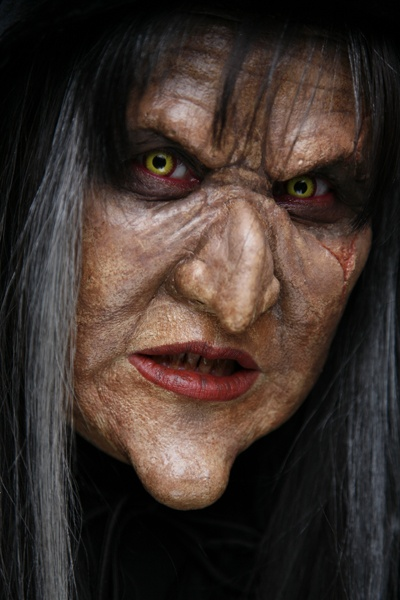 Witch makeup ideas for someone who's really witchy....hahahhahaa! Yep, I am talkin' 'bout chu!