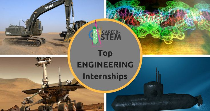 Top Engineering Internships – CareerInSTEM