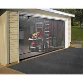 ShelterLogic 16u0027 X 8u0027 Double Garage Enclosure Kit