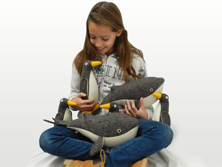 oita! Contes i joguines amb feltre reciclat. 100% artesanals.