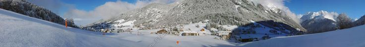 L'Alpe du Grand-Serre - Panoramique Banque d'images Photographies de montagne
