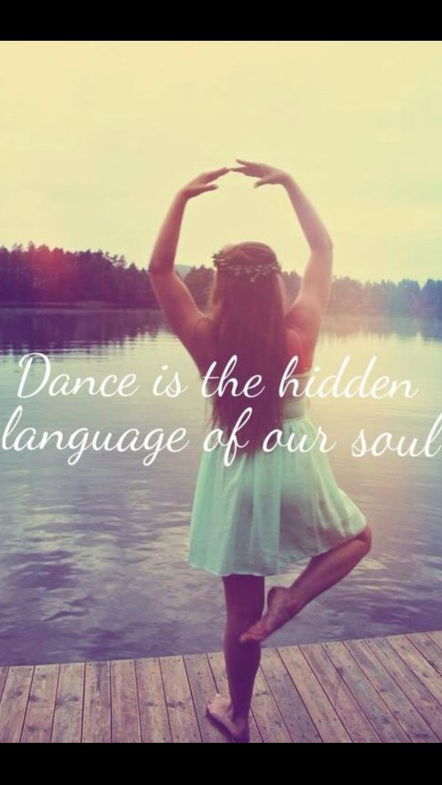 Dance is unlocked from deep within you, it is your hidden language, your story to share with the world.