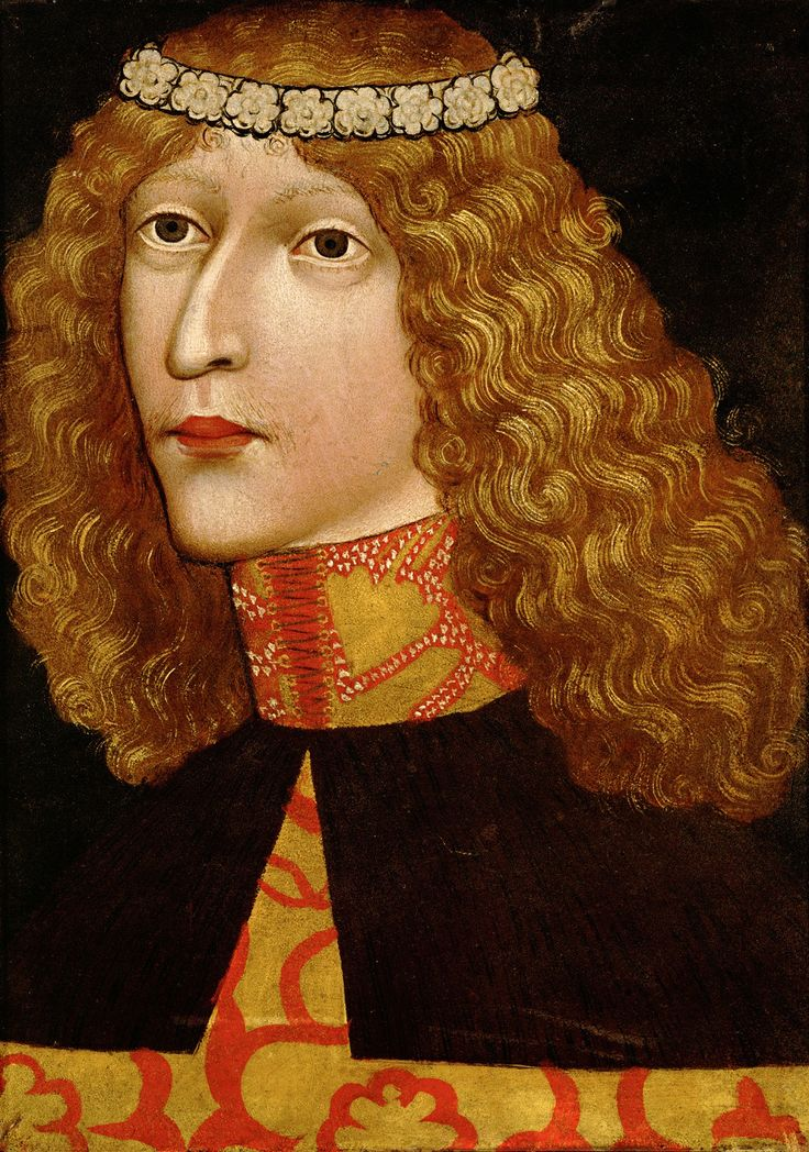 MARTYN LANNISTER, son of Kevan Lannister and Dorna Swyft (1457 Anonymous_-_Ladislaus_the_Postumous)