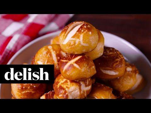 Best Soft Pretzel Bites - How to Make Soft Pretzel Bites