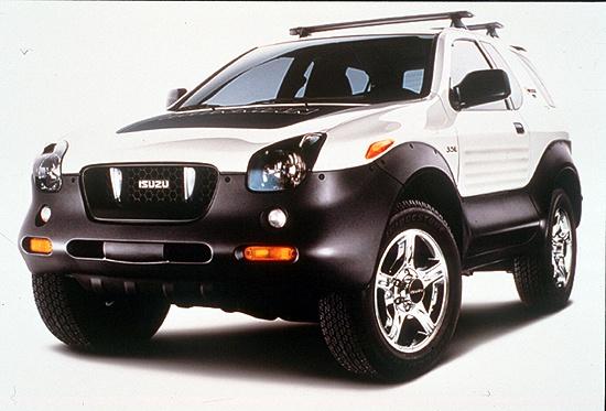 89 best 1999 2000 2001 isuzu vehicross images on pinterest for Garage concept auto