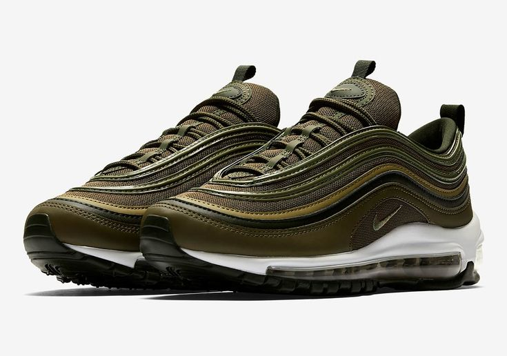 Nike Air Max 97 Olive Green 921773-200 Release Info | SneakerNews ...