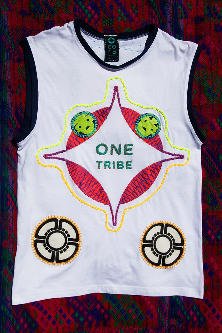 Tribal Spaceship by CORAclothing on Etsy