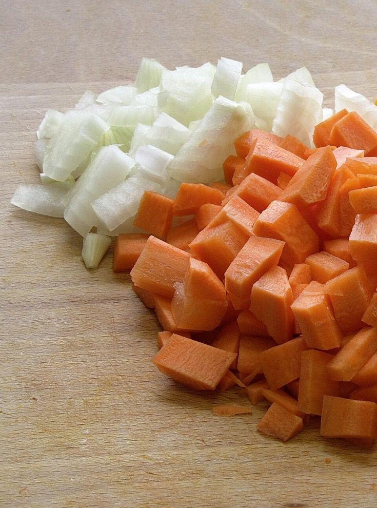 Caldo de verduras - Mi Cocina Vegetariana