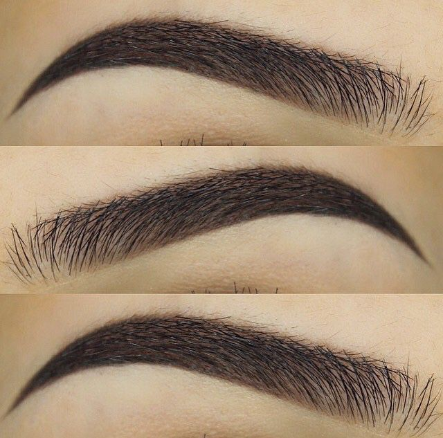Defined brows - perfection                                                                                                                                                                                 More