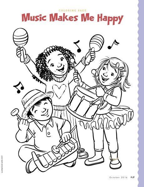 Mejores 18 imágenes de LDS Primary Coloring Pages en Pinterest ...