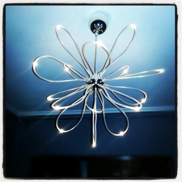 Me encanta mi lampara del dormitorio - Ikea