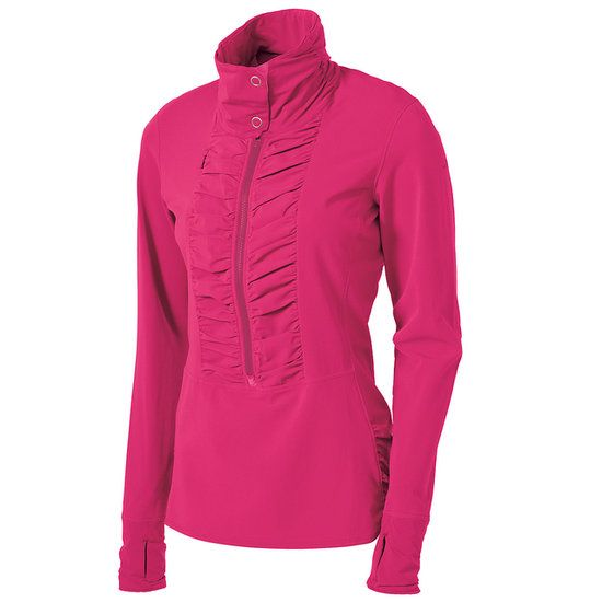 Cute, stylish, and functional —the perfect running jacket!