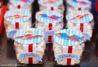Atelier de Festas: Festa Aviador