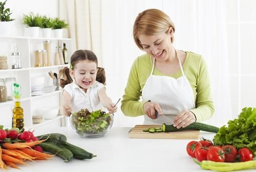 ママ次第だった!「子どもの野菜嫌い」を克服させる超意外な方法