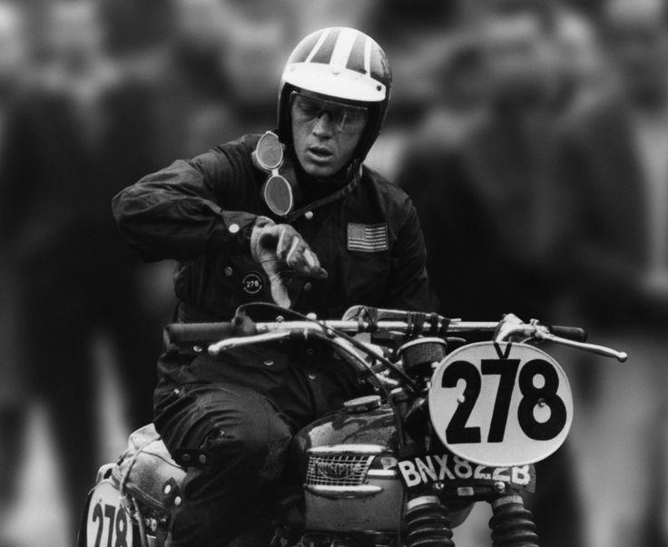 Steve McQueen ISDT 64'