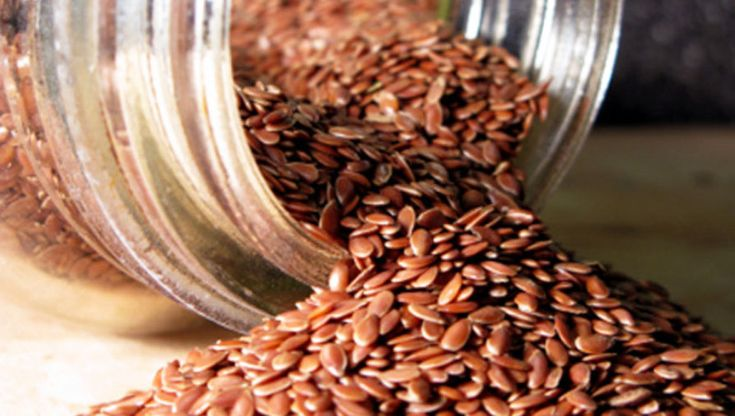 Not as regular as you would like to be? Add 1-2 tsp of ground flaxseeds to your morning yogurt.