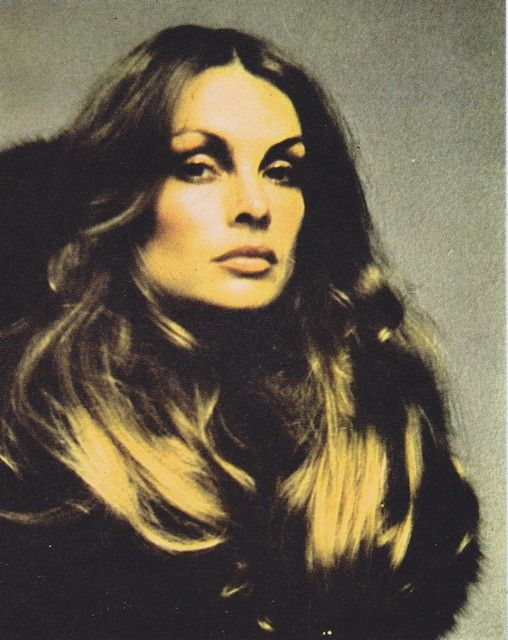 Jean Shrimpton by Bailey, 1972
