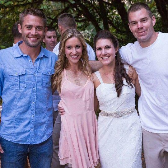 Cody, Felicia and friends