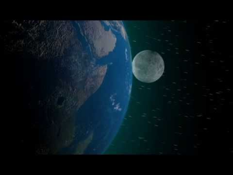 Animation planet Earth