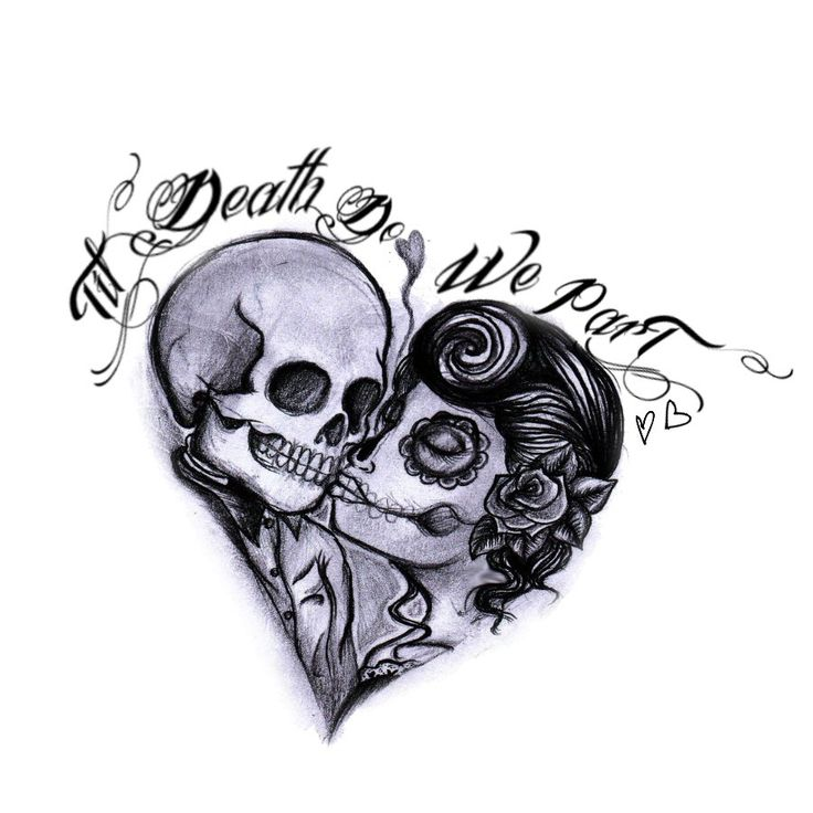 I don't like skulls never have but something about this I like!!