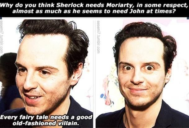 Andrew Scott, everybody. His expression is terrifying. xDD