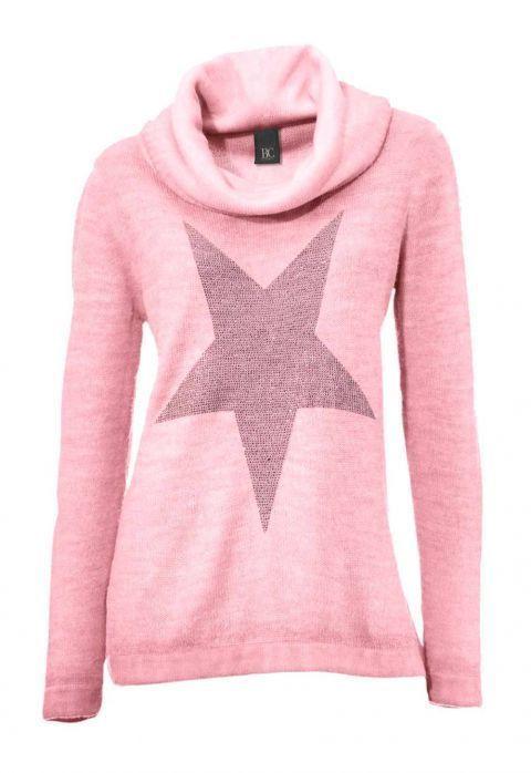 B.C. Best Connections by Heine Rollkragenpullover rosa  | Kleidung & Accessoires, Damenmode, Pullover & Strick | eBay!