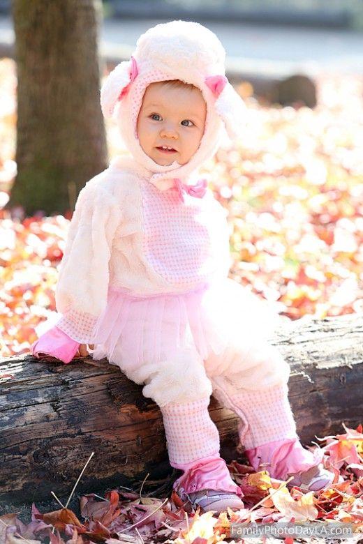 Lamb Baby Costumes