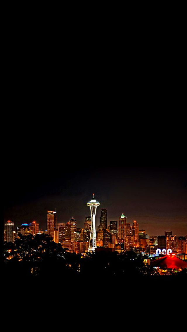 Seattle iPhone 5 Wallpapers