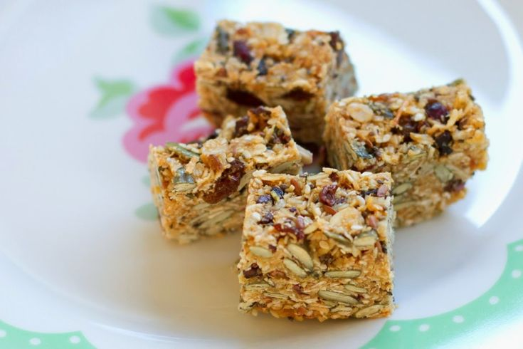 .Thermomix Cooking: Birdseed Bars with NO refined sugar. • Make It Perfect