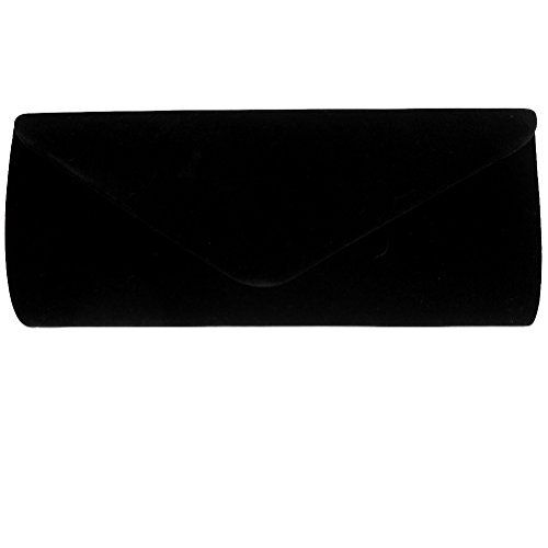 New Trending Purses: Fashion Road Evening Clutch, Vintage Velvet Envelope Clutch Purses For Women, Retro Handbags For Wedding And Party Black. Fashion Road Evening Clutch, Vintage Velvet Envelope Clutch Purses For Women, Retro Handbags For Wedding And Party Black  Special Offer: $10.38  255 Reviews Features: Material: High quality Velvet Size: 9.3*2*3.9 inch Color: Red/Blue/Black Package: A Evening Clutch Design ...