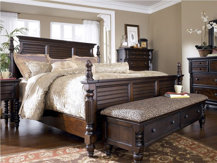 Tropical Bedroom Set King You Need To Mix Your Brand New Furniture And Decor Together With The Design Of Res